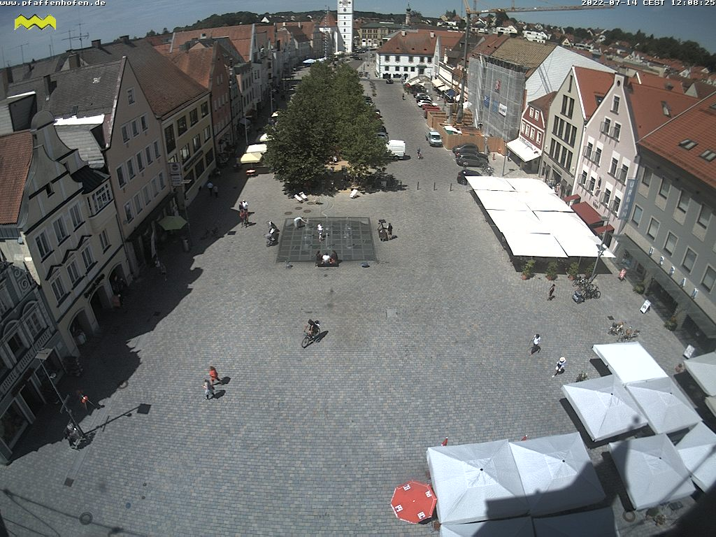 Webcam Rathaus